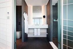 Marvelous Suite Bathroom - Tub & Shower