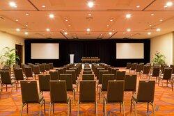 Salon Buganvilias - Auditorium Assembly Setup
