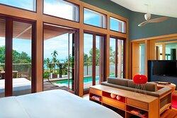 Jungle Oasis - Bedroom