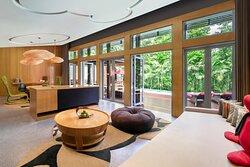Wow Jungle Oasis Villa - Living Room