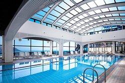 Beach Athletic Club - Indoor Swimming Pool