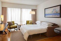 Aegean Suite – Sofabed