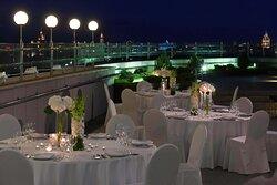 Executive Lounge Terrace