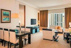 Premier Executive Suite - Living Room