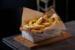 Black Goose Buns & Brews - Truffle Fries