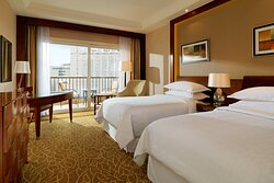 Twin Partial Nile View Premium Guest Room with Balcony