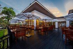 Waterfront Restaurant - Terrace