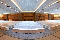 Grand Ballroom-Theater Setup Whole View