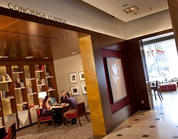 Private Concierge Desk and Club Checkin.