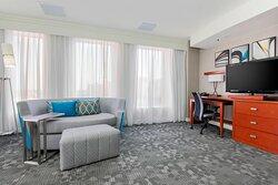 Kings Studio Suite - Living Area