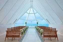 Chapel - Wedding Reception