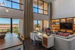 Presidential Suite - Living Area