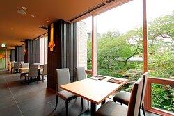 Nadaman Takanawa Prime - Dining Area