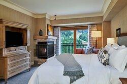 Astor Suite - Bedroom