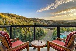 Astor Suite - Balcony View