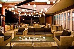 Outdoor Terrace – Lounge Area
