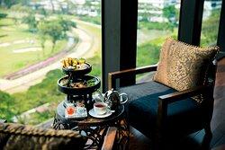 Thai Afternoon Tea View
