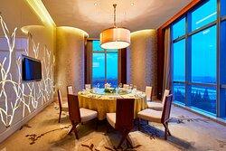 Five Zen5es - Private Dining Room