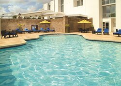 Enjoy a relaxing day by the pool
