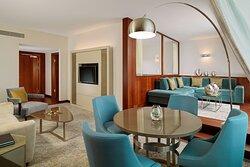 Sopot Suite – Living Room