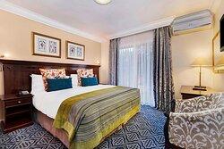 Two-Bedroom Suite - Master Bedroom