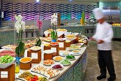 La Vista Italian - Dinner Buffet