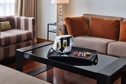 Guest Room - Welcome Amenity