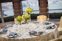 Oasis Room - Wedding Reception