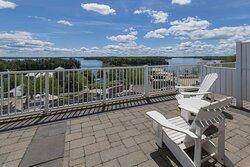 One-Bedroom Waterview Suite - Balcony