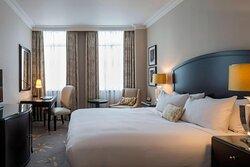 Superior Suite Queen Bedroom