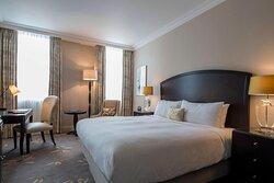 Superior Suite King Bedroom