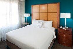 Two-Bedroom King Suite - Bedroom