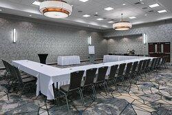 Salon I Meeting Room - U-Shape Setup