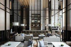 The Lounge - Bar Area