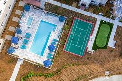 Aerial View - Recreation Activities