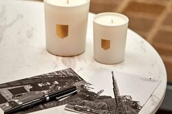 Candles & Postcards