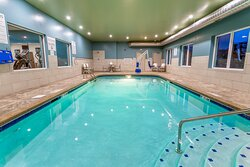 Relaxing Indoor Pool