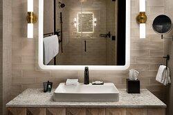 Guwar Bathroom - Vanity