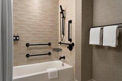 Accessilbe Bathroom - Tub
