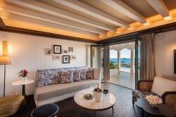 Suite Deluxe Hugo Allard Villa Diane