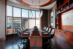 Lucchese Boardroom