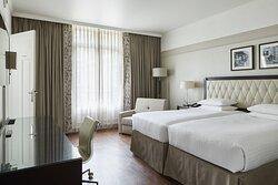 Comfort Twin/Twin Guest Room