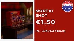 Moutai Shot!