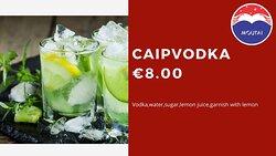 Moutai Cocktails!
