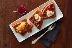 Waffle Perfection