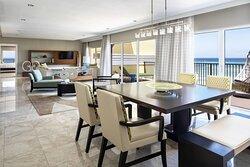 Ritz Carlton Suite - Living Room