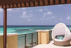 Ritz-Carlton Suite - Terrace