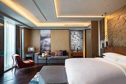 Presidential Suite - King Bedroom