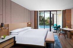 Lagoon Guest Room