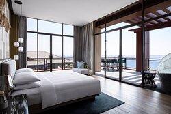 Vice Presidential Suite - King Bedroom